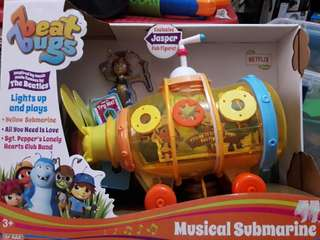 Beat Bugs Musical Submarine