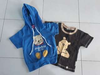DISNEY 2in1_SHIRT (BOY)