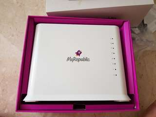 MyRepublic Wifi Router Wireless QC1600 Gigbit Router