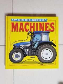 My big big book of Machines