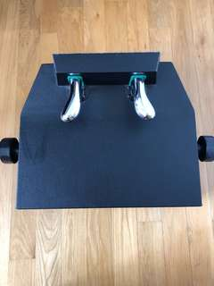 Piano pedal extender