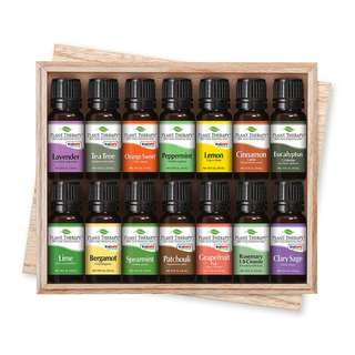 Plant Therapy Top 14 Singles Set Essential Oil