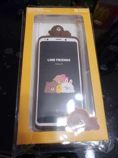 s9 phone case (line friends)