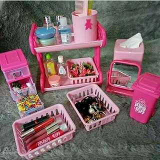 Homedeco Freesia Beauty Kits 9 in 1