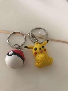 🚚 Pokemon Keychain