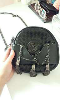 RUSH SALE!!VINTAGE CHANEL SLING BAG