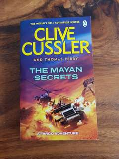 The Mayan Secrets ~ Clive Cussler