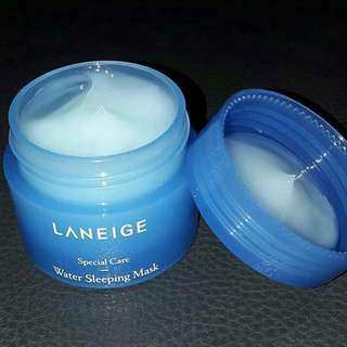 💋LANEIGE Water Sleeping Mask 15ml