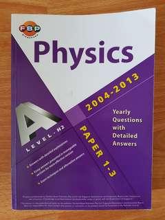 H2 Physics TYS 2004 - 2013