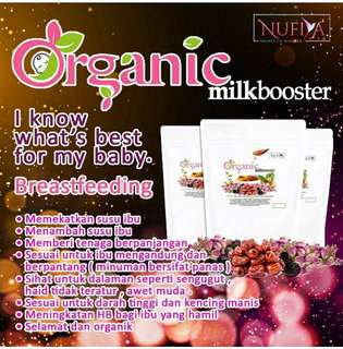 Milkbooster