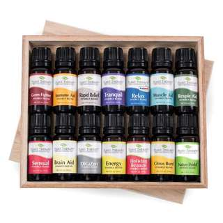 Plant Therapy Top 14 Synergies Set Essential Oil