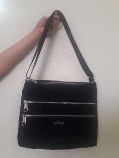 Authentic Limited Edition Black Kipling Bag