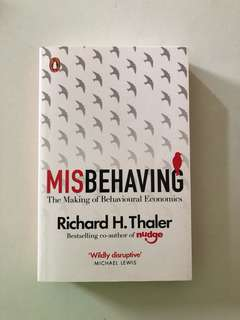 Misbehaving - the making of behavioural economics