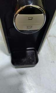 Coffee maker machine ( second hand), free one 5200 power bank