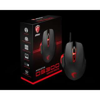 🚚 全新!MSI DS300 電競滑鼠
