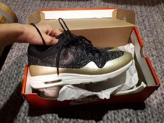 Nike Air Max 1 Ultra 2.0 FK MTLC (brand new w box)