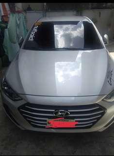 Hyundai Elantra 2017 AD 1.6 MT