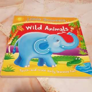 Toddler book