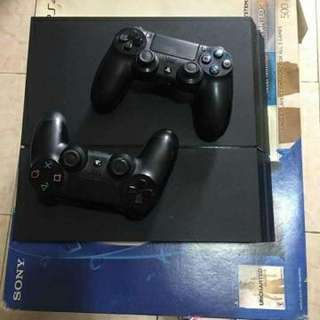 PlayStation 4 Original 500GB