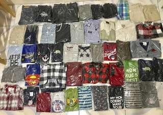 Bundled Branded Clothes