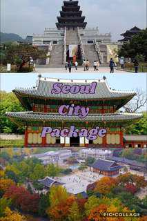 Seoul City Package