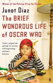 JUNOT DIAZ - The brief wondrous life of Oscar Wao