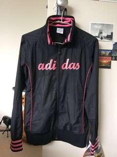 Adidas jacket( size : UK 10)