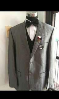 Suitup with formals by Millennium Suits