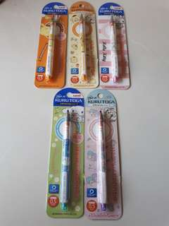 Authentic Sanrio Mechanical Pencils (0.5mm)