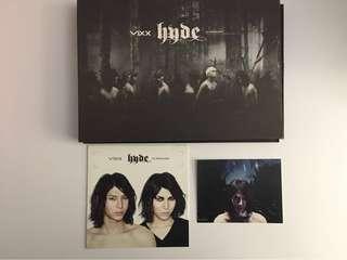 VIXX HYDE Album Leo Set