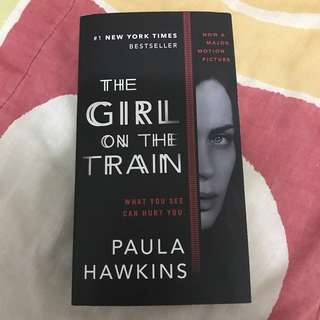 The Girl on the Train (Movie Version) by Paula Hawkins