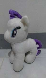 little pony white