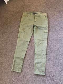 Kharki women's pants