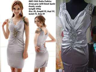 Party dress. Baju pesta. Dress pesta, gaun pesta pendek