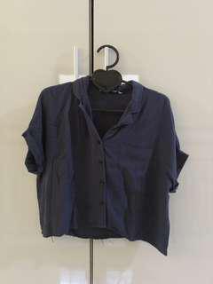 [ Colorbox ] Crop Shirt / Crop top