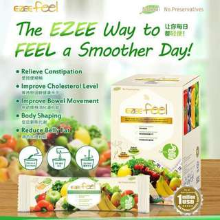 Ezee Feel for Slimming, Detox, Constipation, Weight Loss