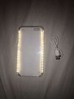 LUVO LIGHT UP PHONE CASE