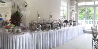 CATERING EQUIPMENT AND SERVICES RENTAL