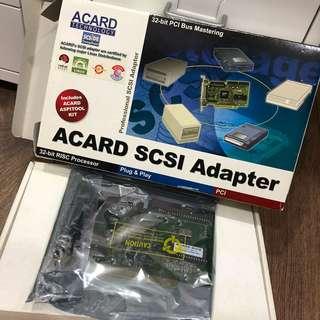 Acard SCSI Adapter