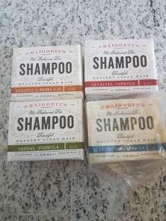J R LIGGETT's Shampoo Bars
