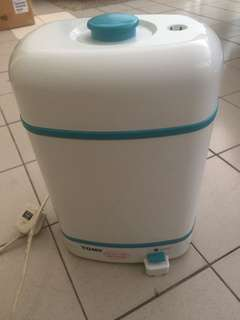 TOMY - Baby Bottle Steamer / Sterillizer