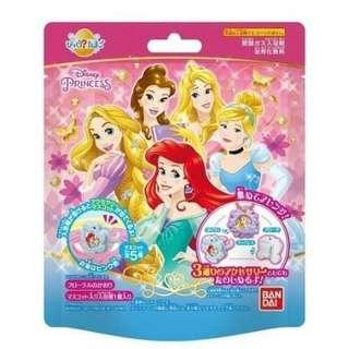 🚚 正版授權 日本 迪士尼 艾莉兒 先杜瑞拉 貝兒 奧蘿拉 公主沐浴球 沐浴劑 入浴球 沐浴用品