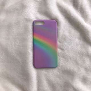 iPhone 7+ Rainbow Case