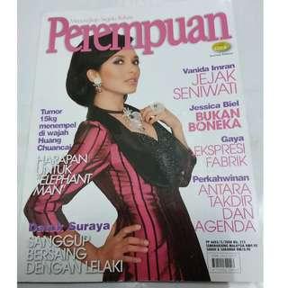 Majalah Perempuan Nov 2007