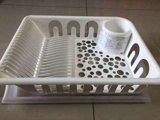 🚚 Ikea碗盤架