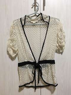 Forever21 White Lace