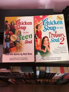 🚚 Chicken Soup for the Teen / Preteen Soul