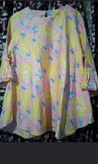 Bluse batik new