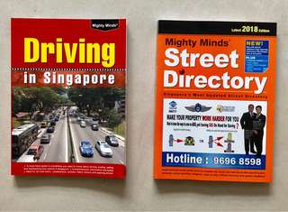 Mighty Minds Street Directory and Driving in Singapore