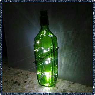 JULY Fairy Lights Bottle (of the Month)